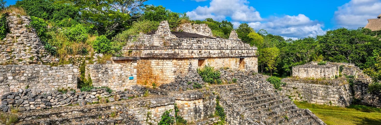 Temozon, México