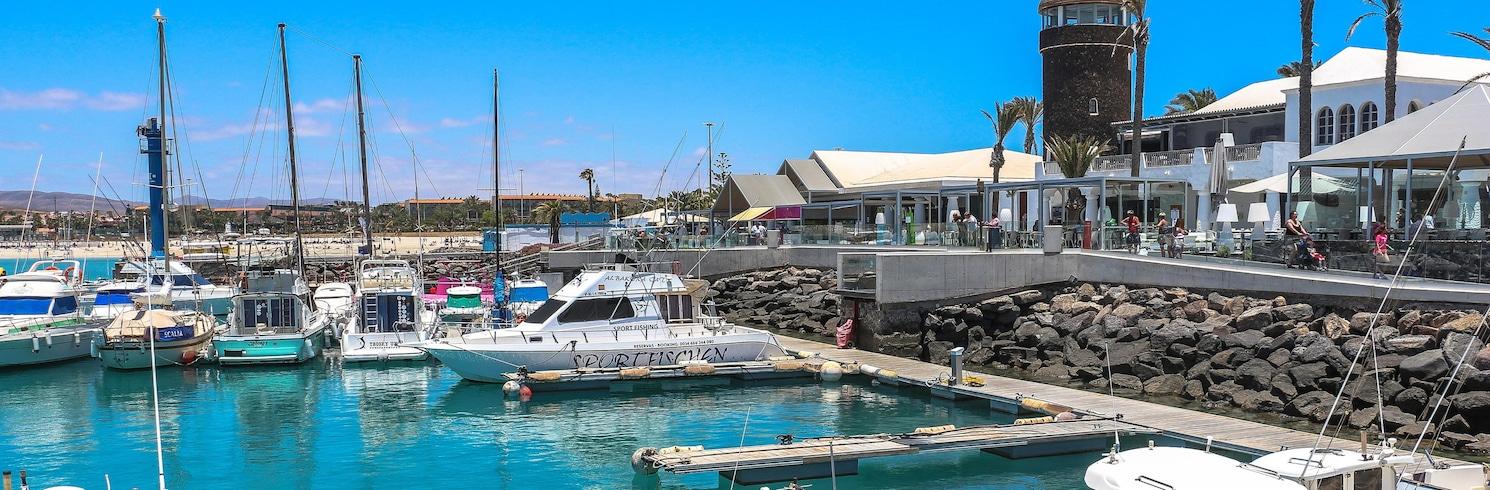 Costa de Antigua, Spain