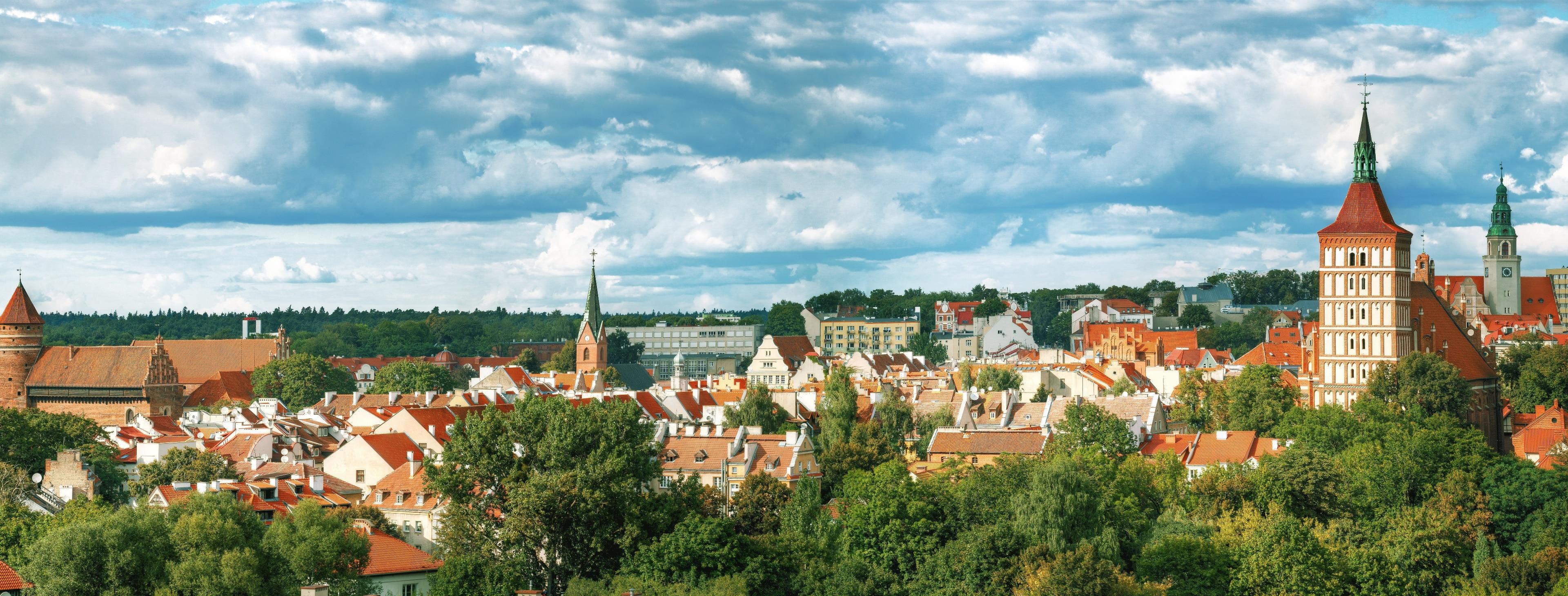 Ermland-Masuriens vojvodskap, Polen