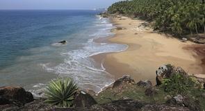Пляж Kovalam Beach