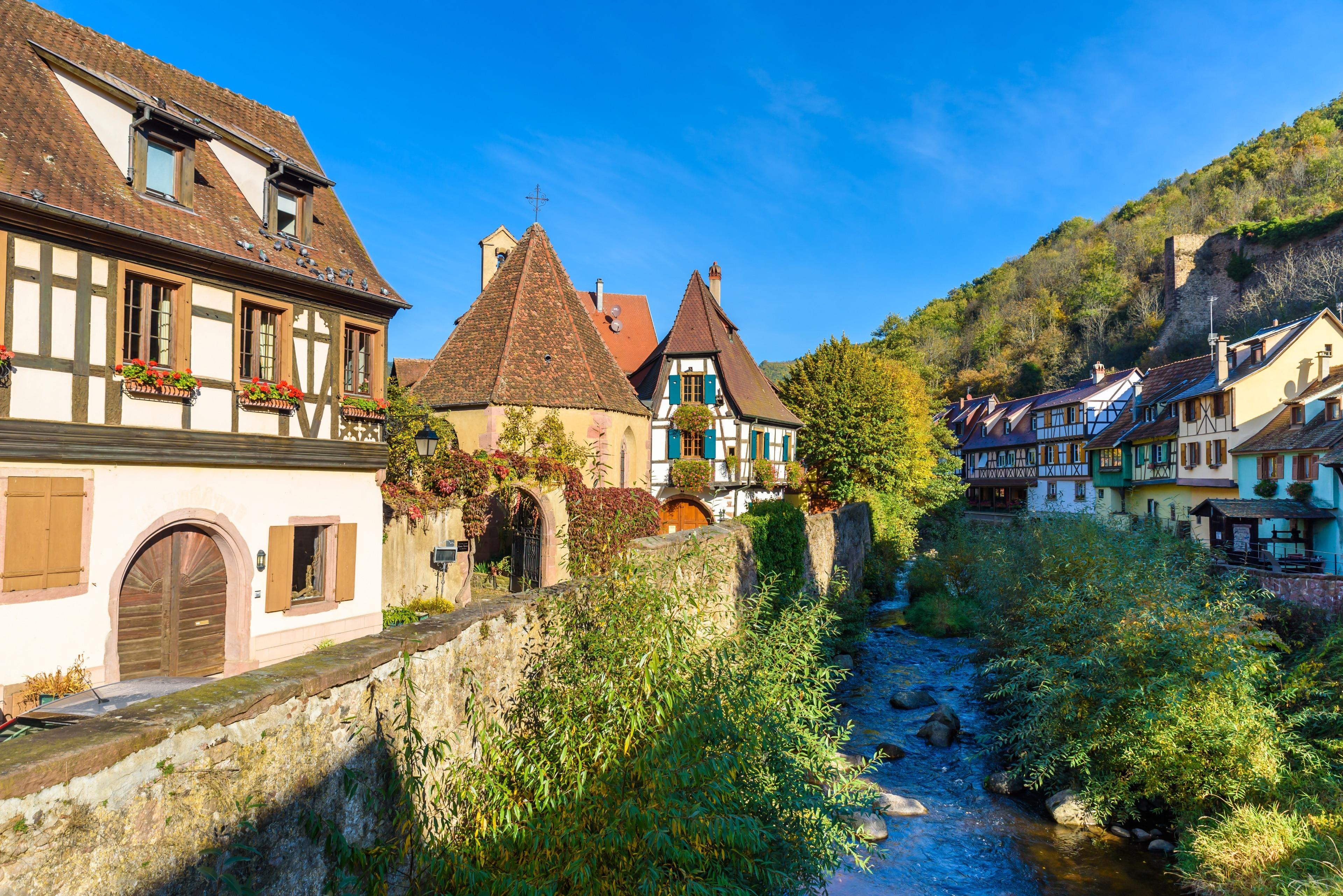Kaysersberg-Vignoble, Haut-Rhin, France