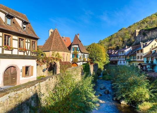 Kaysersberg-Vignoble, France