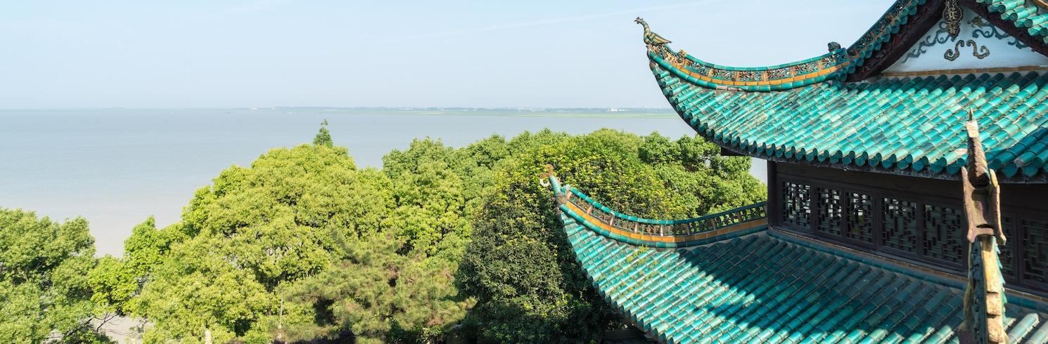 Yueyang, Chiny