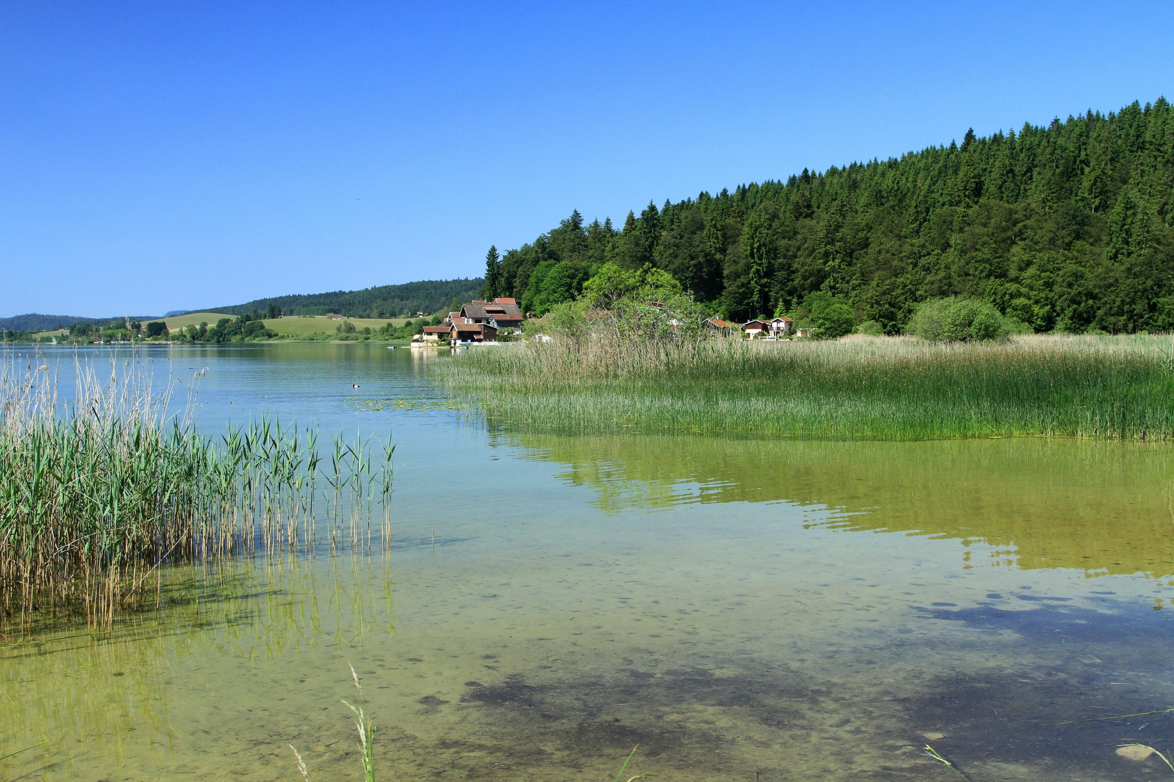 Malbuisson, Doubs, France