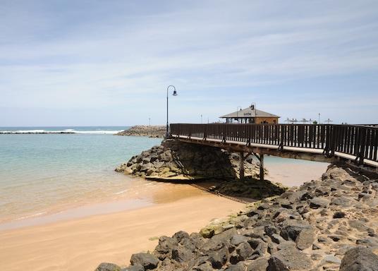 Costa de Antigua, Spanien