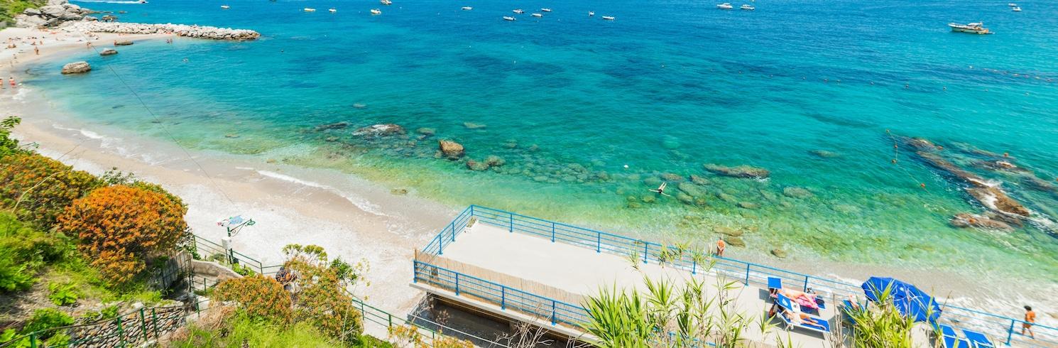 Capri saar, Itaalia