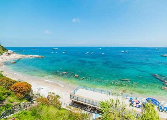 האי קאפרי, איטליה