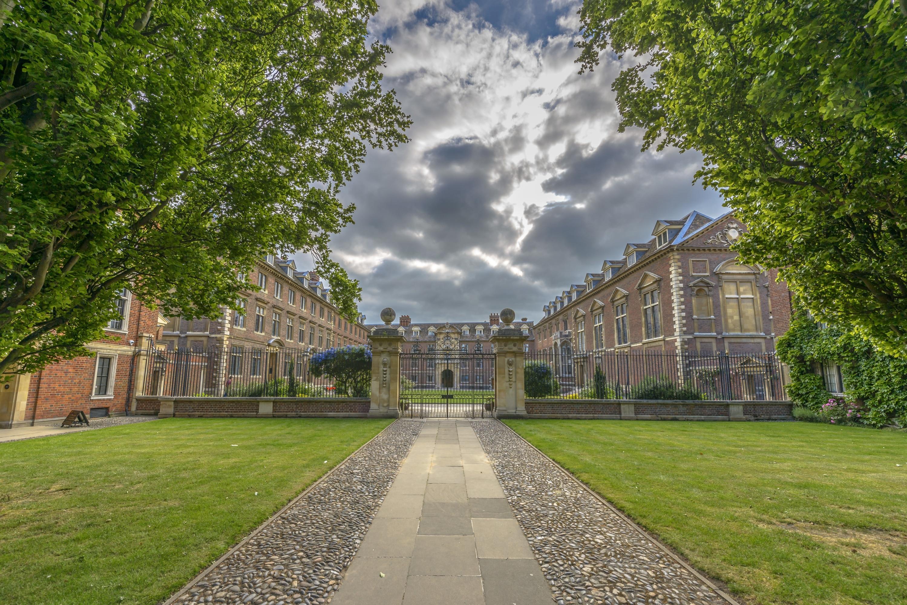 St Catharine's College (université), Cambridge, Angleterre, Royaume-Uni