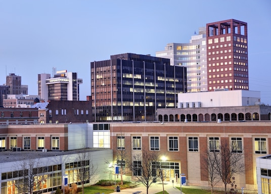 28 Bridgeport Downtown South Historic District Hotels from Rs622,559,  Bridgeport hotel discounts | Hotels.com