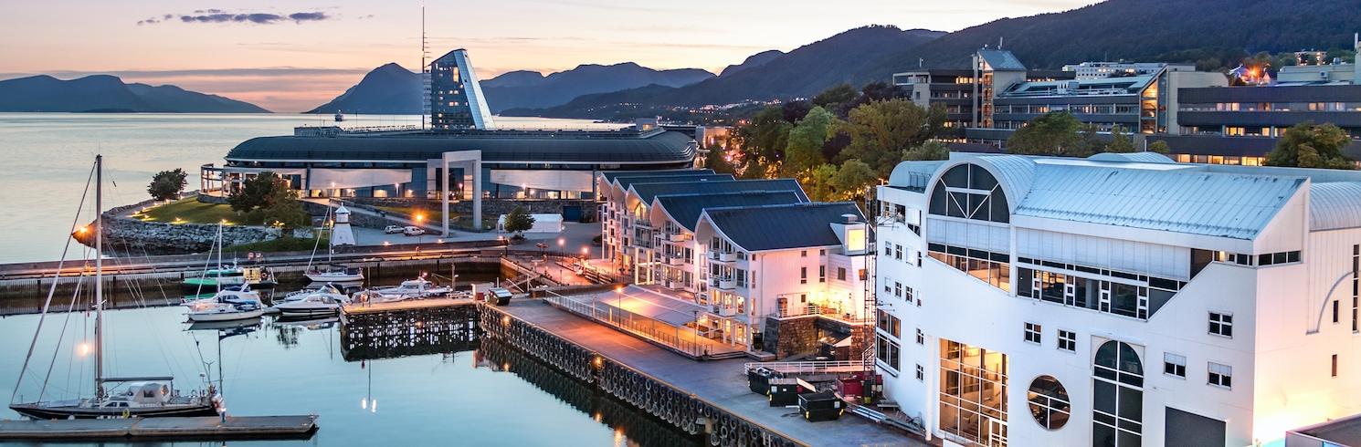 Evenes, Norveç