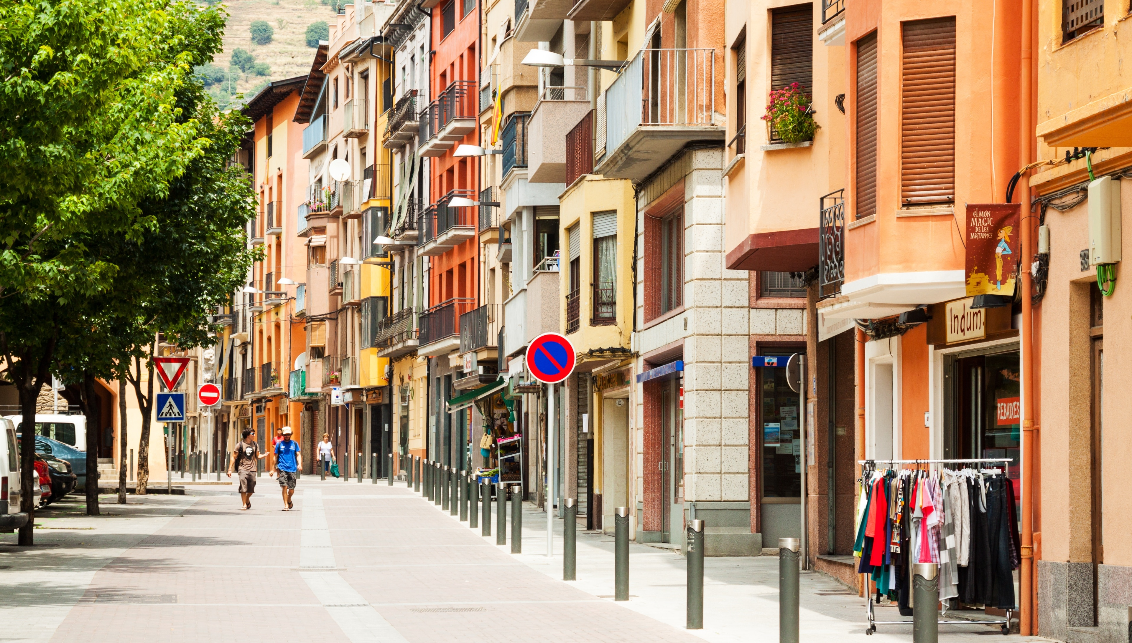 La Seu d'Urgell, Catalonia, Spain