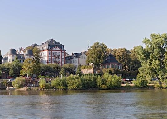Захід Франкфурта-на-Майні, Німеччина