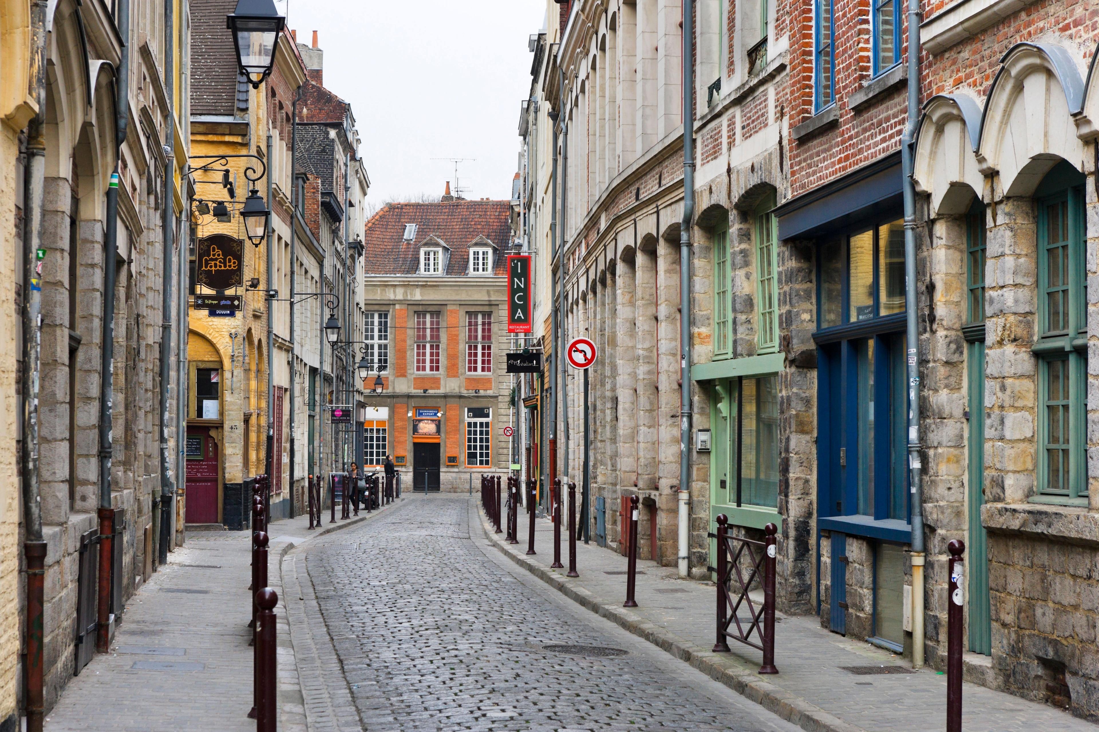 Vieux Lille, Lille, Nord (département), France