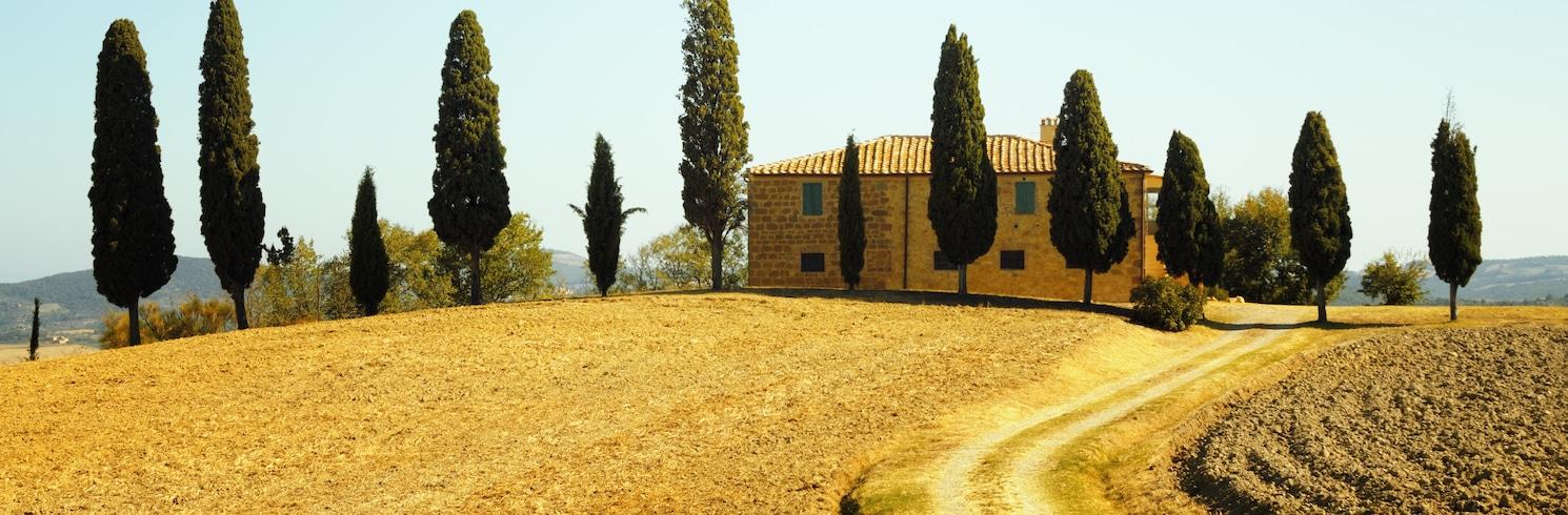 San Quirico d'Orcia, Italia