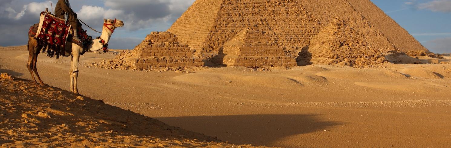 Nazlet El-Semman, Egipat