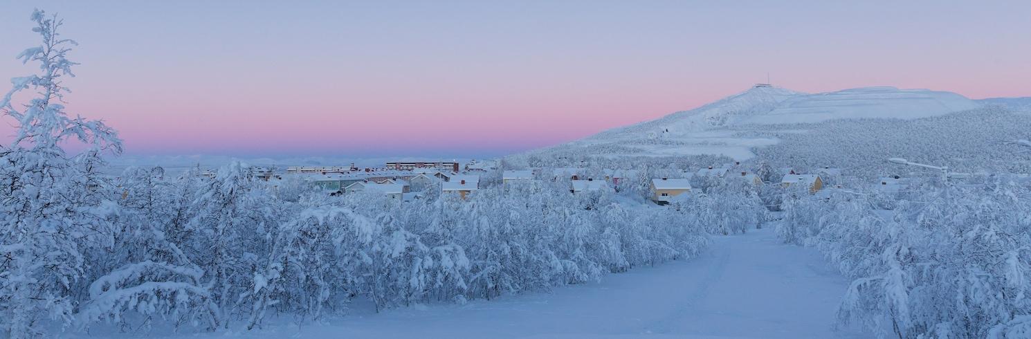 Кіруна, Швеція