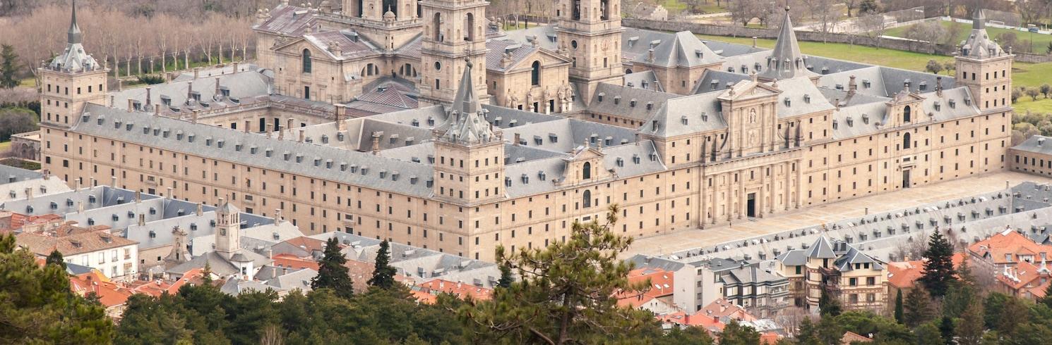 San Lorenzo de El Escorial, Spanien