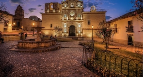 Cajamarca (and vicinity)