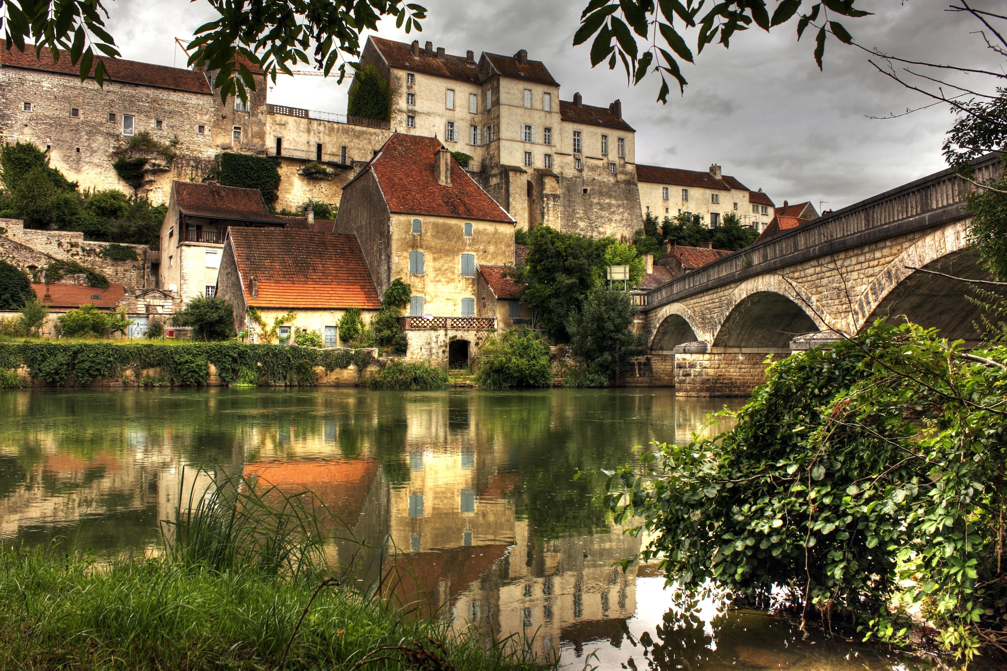 Górna Saona (departament), Francja