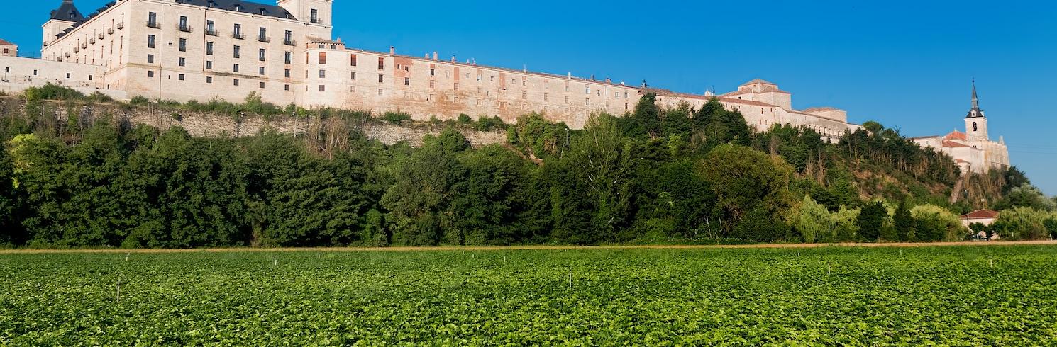 Comarca del Arlanza, Spanien