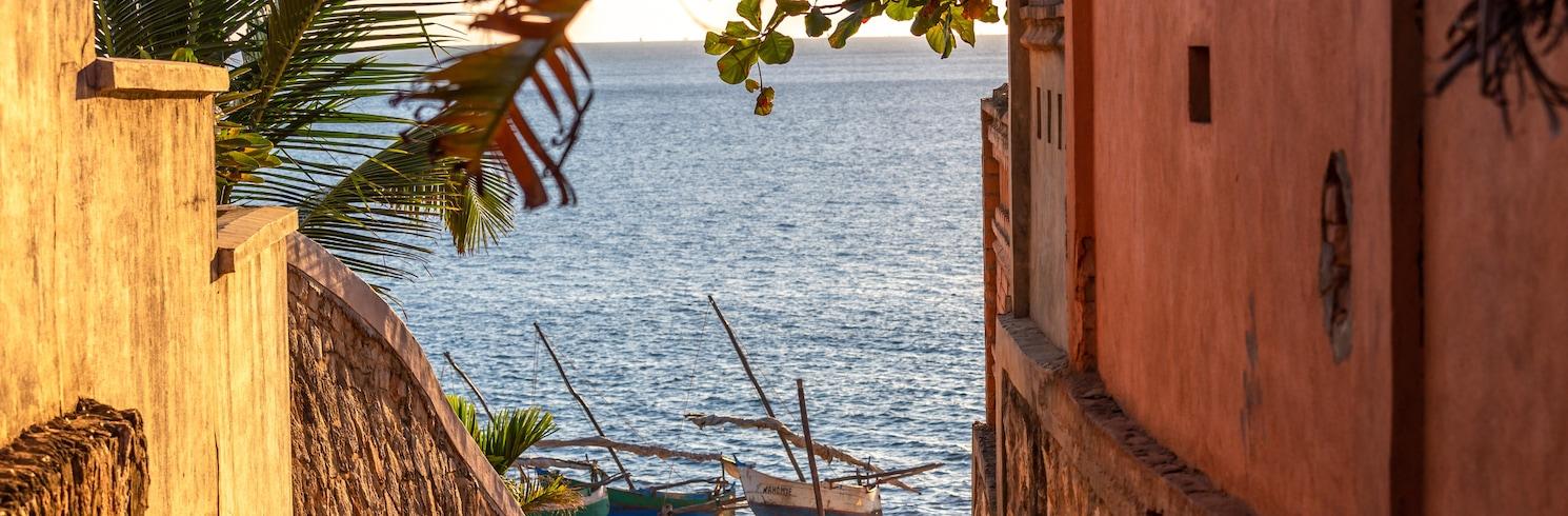 马任加, 马达加斯加