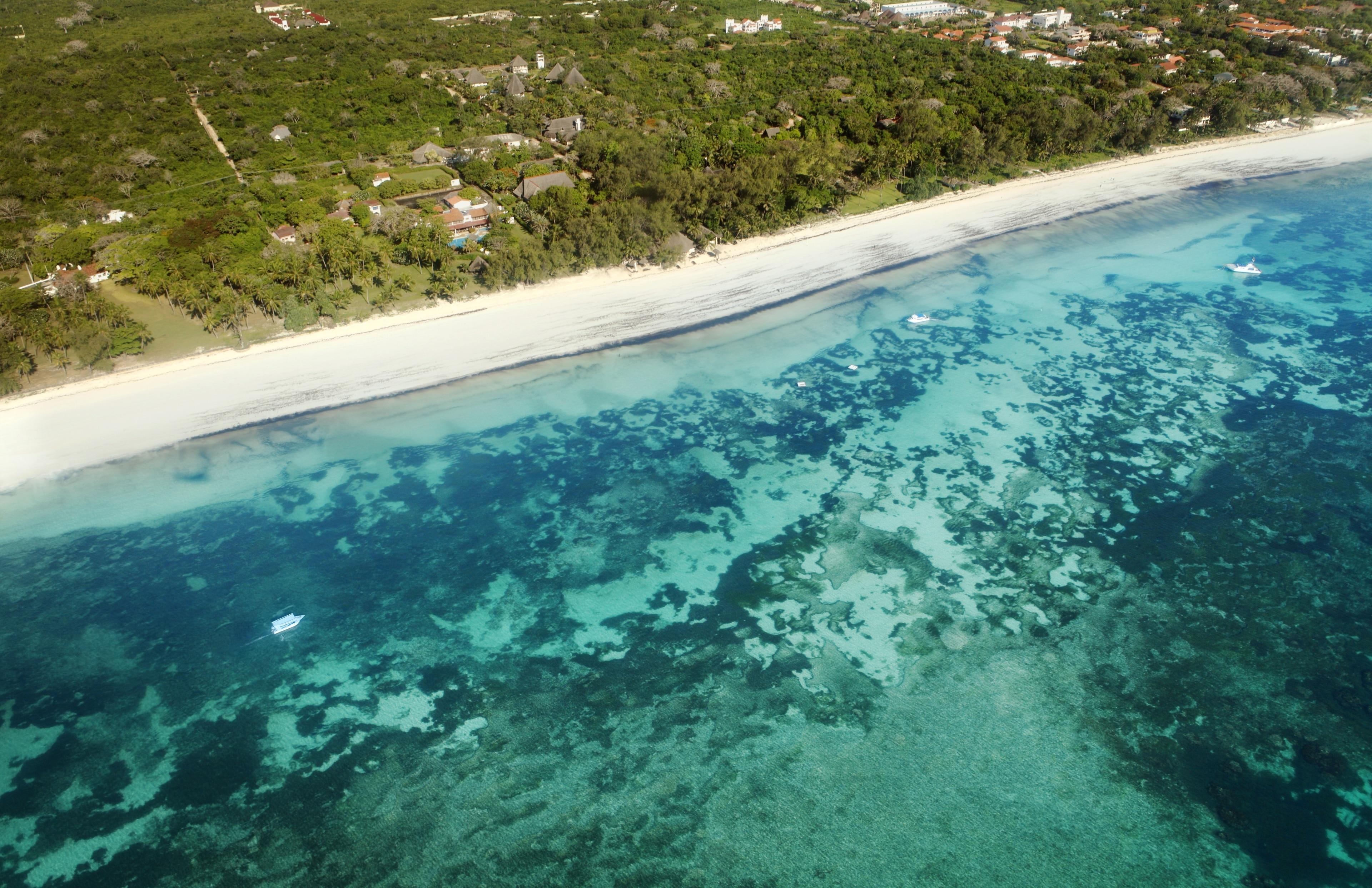 Diani Beach, Kwale County, Kenya