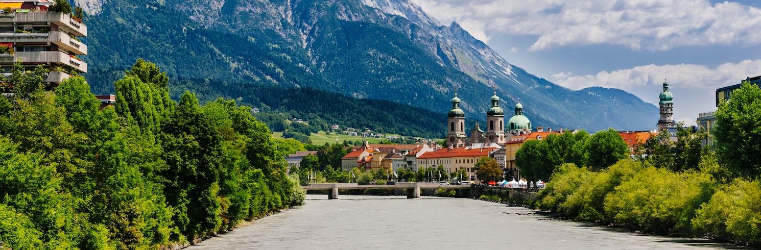 Innsbruck (und Umgebung), Österreich