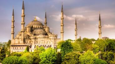 藍色清真寺/