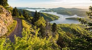Plastiras 湖
