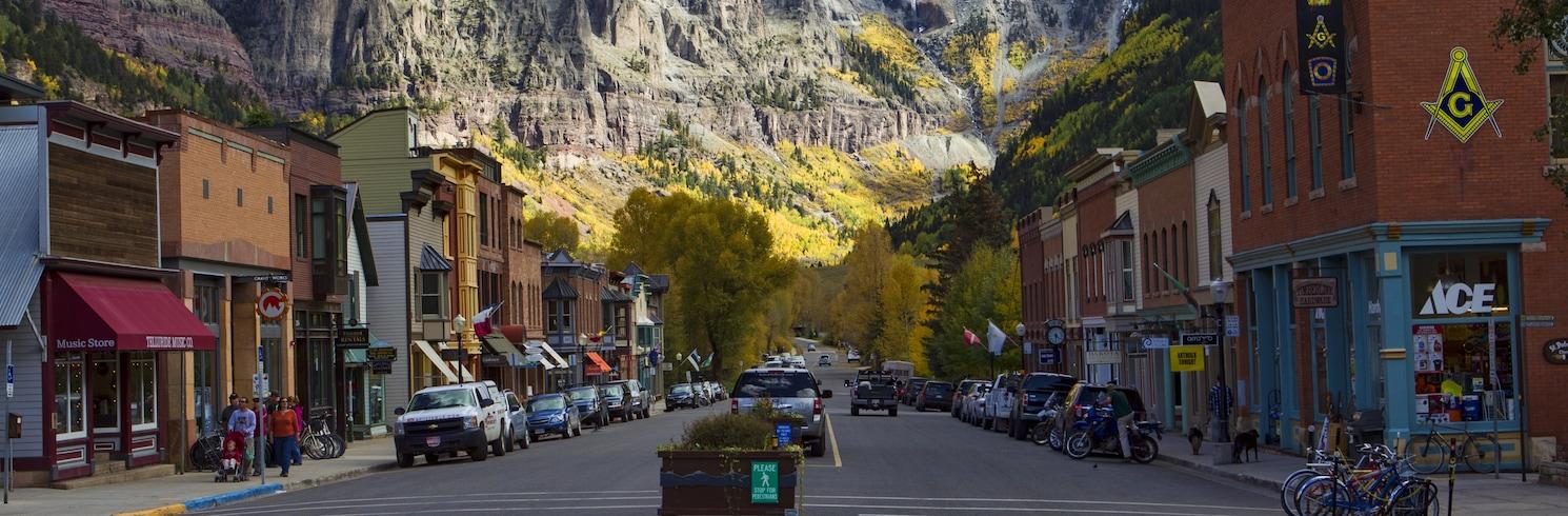 Telluride (ja lähialueet), Colorado, Yhdysvallat