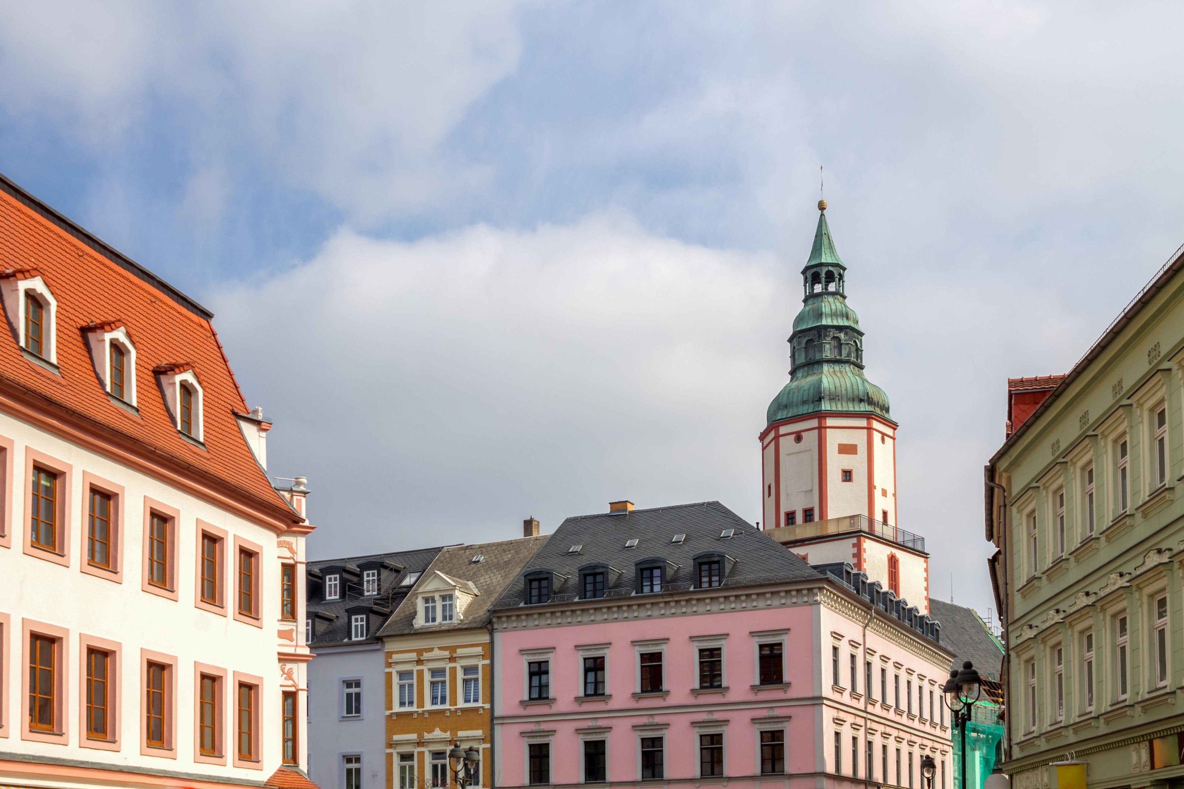 Döbeln, Saksen, Duitsland