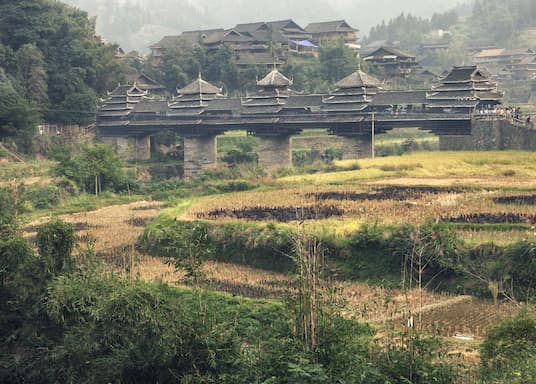 Mijūnas, Kinija