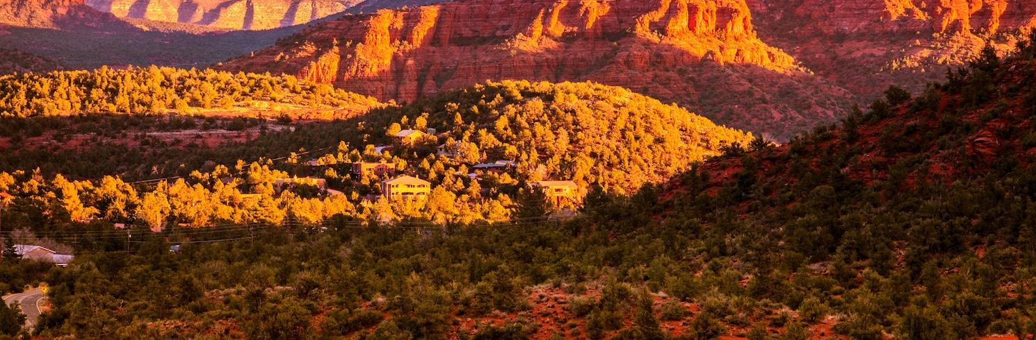 Sedona (and vicinity), Arizona, United States of America