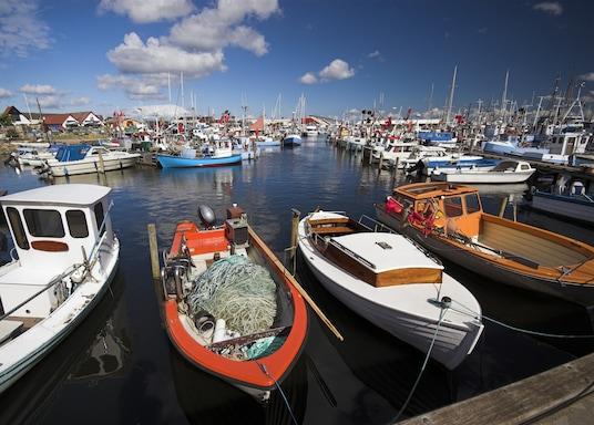 Gilleleje, Dánsko