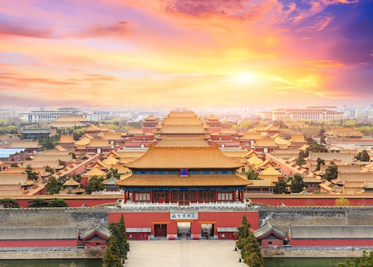 Область Бохай, Китай