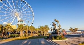 Myrtle Beach Boardwalk (krastmala)