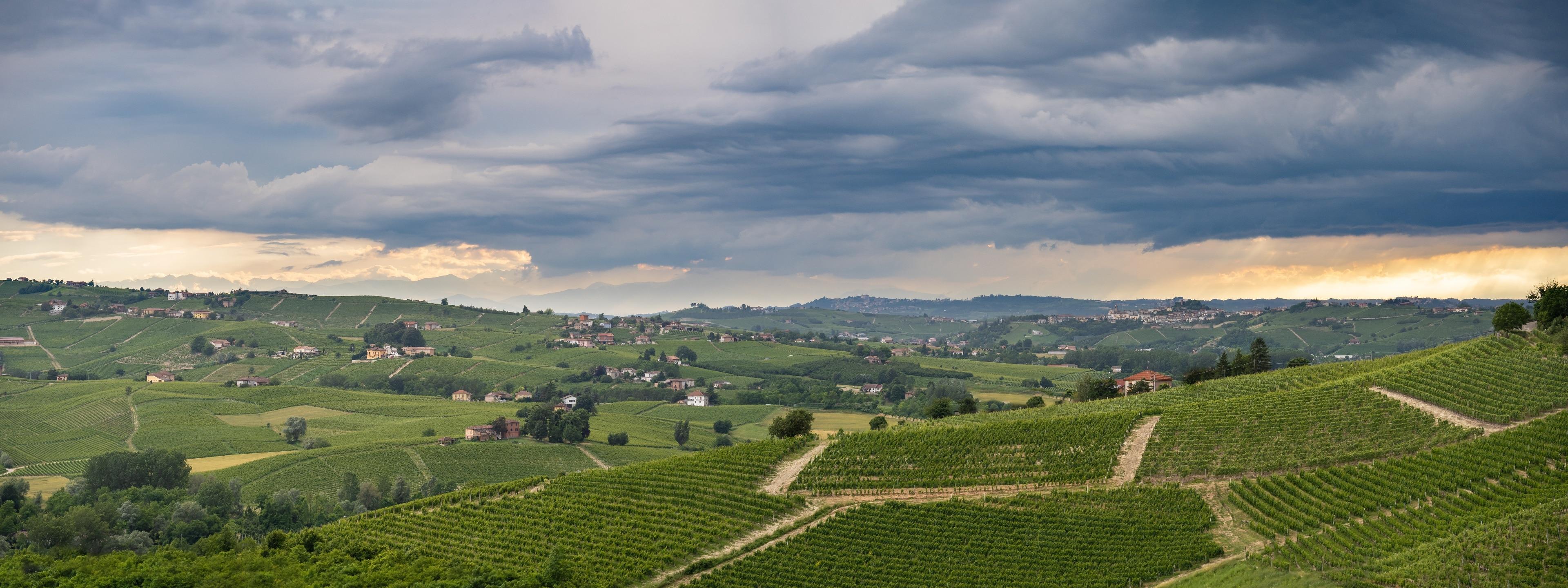 Castagnole delle Lanze, Piedmont, Italy