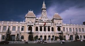 Ráðhúsið í Ho Chi Minh-borg