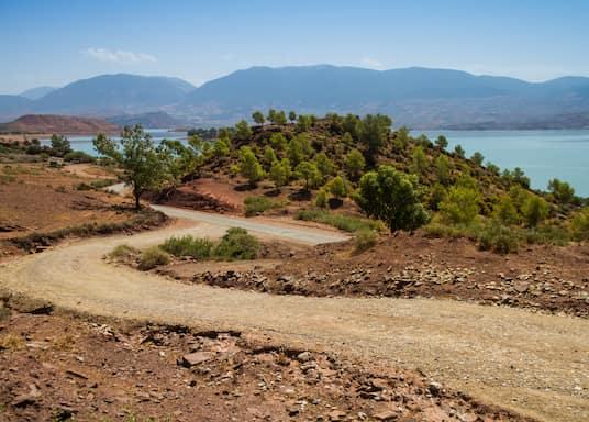 Bine el Ouidane, Morocco