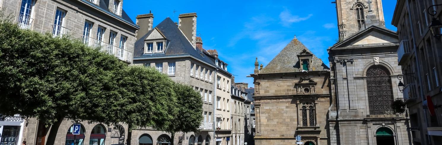 Saint-Malo, Frankrike