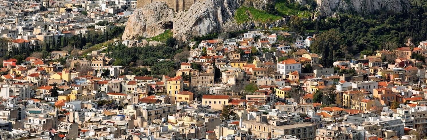 Athén, Görögország