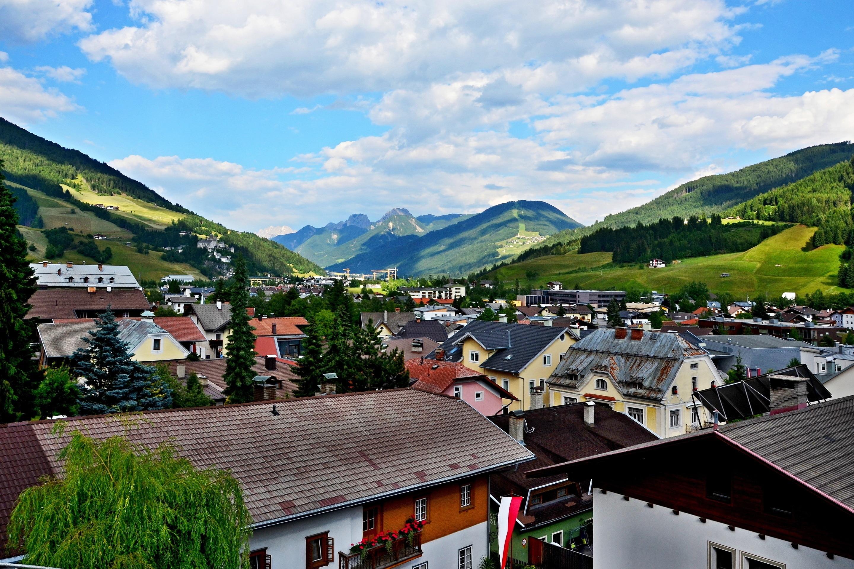Hochpustertal, Tirol, Österreich