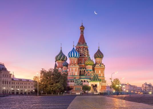 Moscow, Rusko