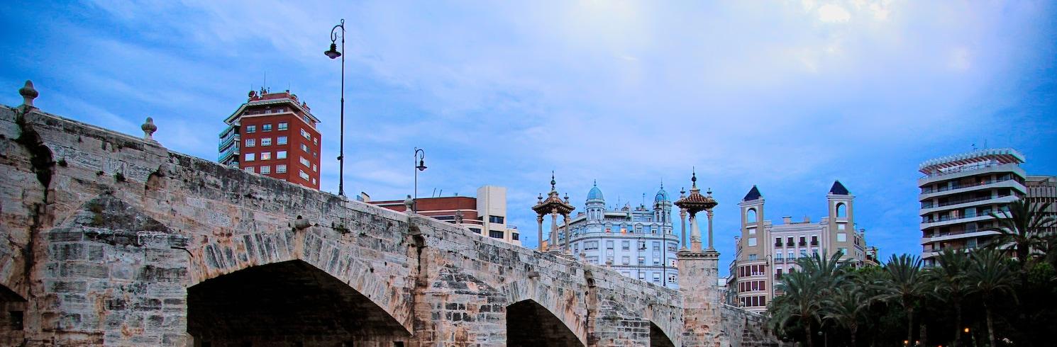 瓦倫西亞, 西班牙