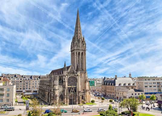 Caen, Frankrig