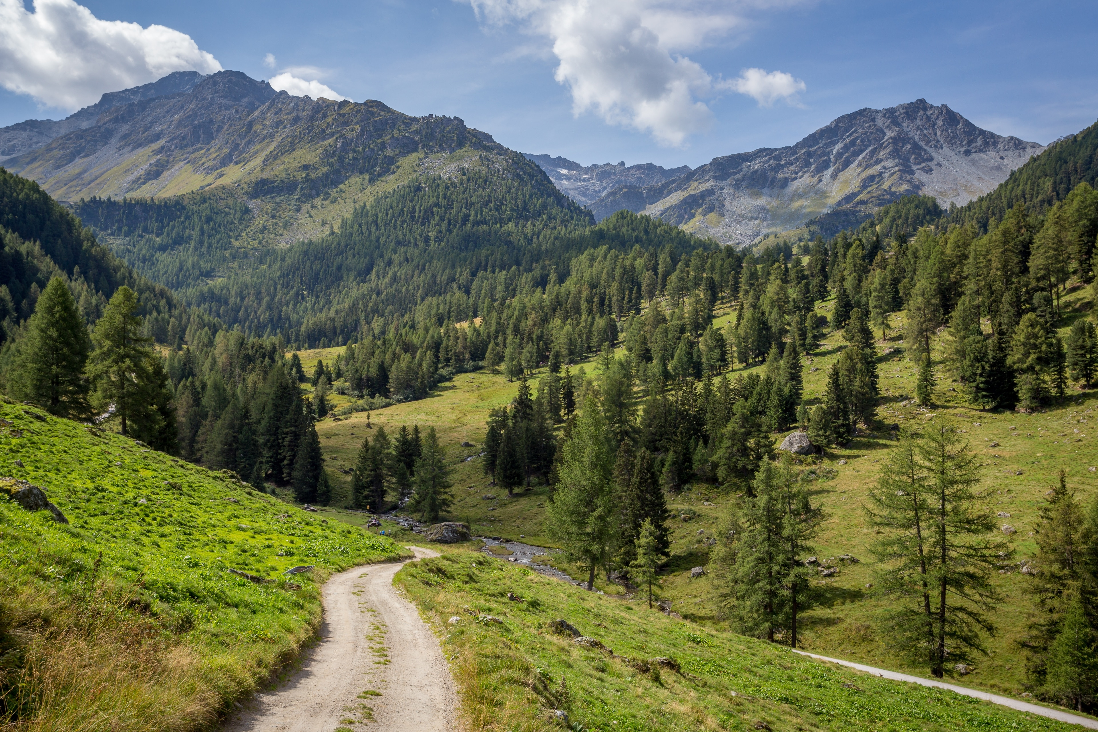 Nendaz, Valais, Switzerland