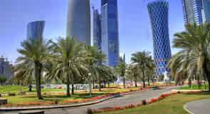 Окрестности Доха