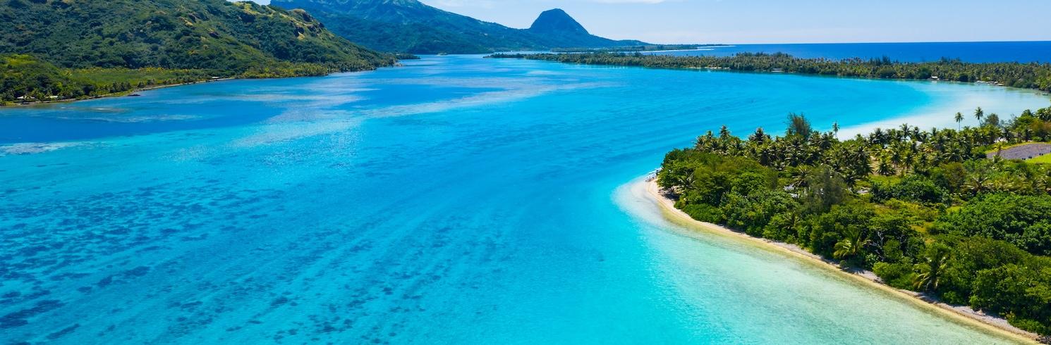 Huahinė, Prancūzijos Polinezija