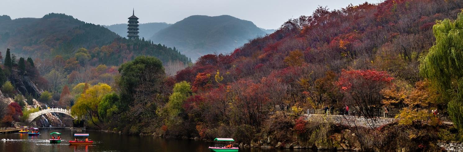 Цзинань, Китай