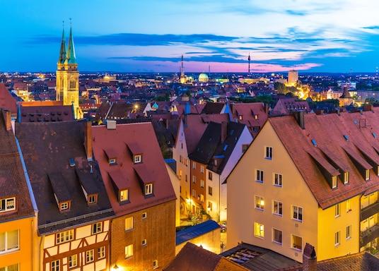 Frankonija, Vācija